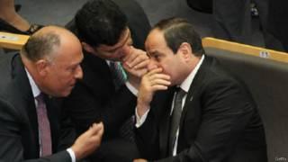 مصر تعين سفيرا جديدا لها في إسرائيل