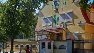 Здание генконсульства России в Харькове
