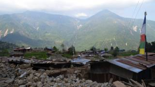 सिन्धुपाल्चोकको एक गाउँ