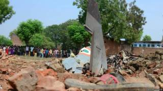 jaguar crashed at allahabad