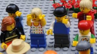 Figuras humanas de Lego