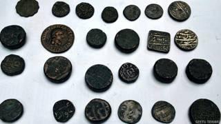 सिक्कों का संग्रह