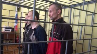 Осужденные активисты