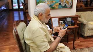 नरेंद्र मोेदी, प्रधानमंत्री
