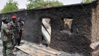 Wani hari da Boko Haram suka kai a jamhuriyar Nijar.
