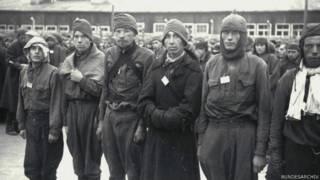 Sobrevivientes de Mauthausen