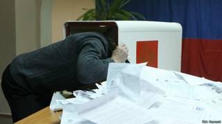 Выборы в Госдуму в 2011