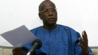 Abdoulaye Bathily asanzwe ari intumwa idasanzwe ya ONU.