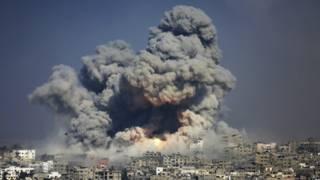 Израильская операция в Газе