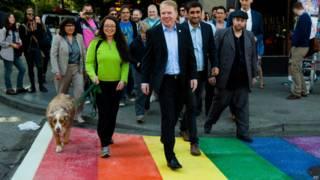 Barrio gay de Seattle