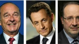 Amerika ishinjwa kuneka Chirac, Sarkozy na Hollande