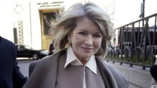 """El ocaso del imperio de Martha Stewart, la """"reina del hogar"""" en EE.UU."""