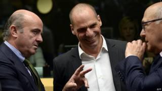 Янис Варуфакис и его европейские коллеги
