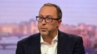 Jimmy Wales (BBC)