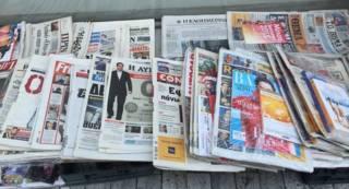 یونانی اخبارات