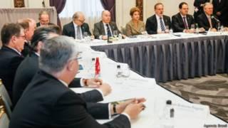 Acordo de livre comércio com EUA não deve ocorrer no curto prazo, diz ministro