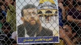 फलस्तीनी कैदी अदनान