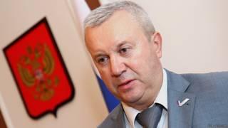 Глава УФНС по Крыму Николай Кочанов
