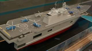 Построит ли Россия свой авианосный флот?