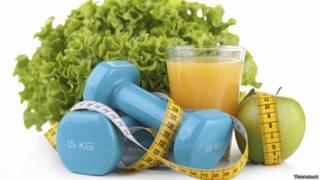 Elementos de una dieta
