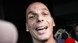 Ministan kudin Girka Yanis Varoufakis