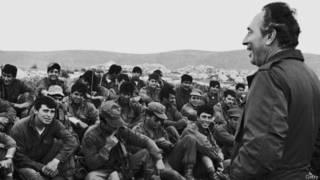 Перес и израильский спецназ