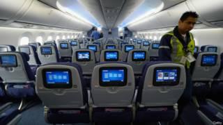 O futuro do entretenimento nos aviões