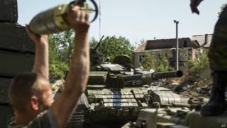 В Минске прошли переговоры об отводе вооружений на Украине