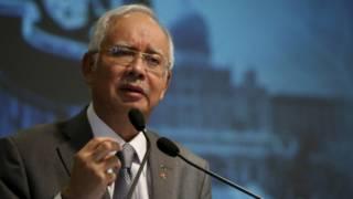 马来西亚首相纳吉布