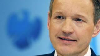 Ông Antony Jenkins, Giám đốc điều hành ngân hàng Barclays