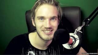 PewDiePie, youtuber