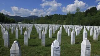 кладбище в Потокари