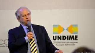 Ministro da Educação Renato Janine (Foto: Wilson DIas / Agência Brasil)