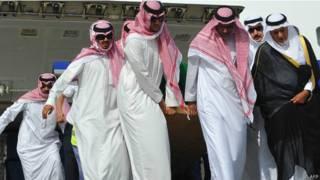 تشييع جنازة وزير الخارجية السعودي السابق سعود الفيصل