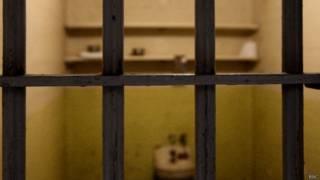 अमरीका की एक जेल