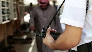 Аресты в Саудовской Аравии