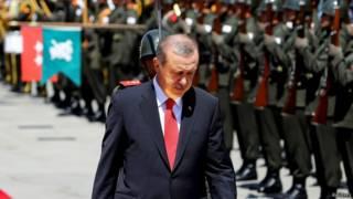 Presiden Erdogan