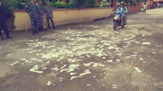 nepal clashes