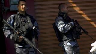 ब्राज़ील पुलिस
