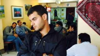 Mouaz al-Balkhi em Calais