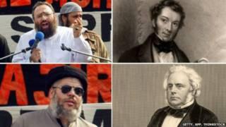 Омар Бакри Мухаммад, Абу Хамза, Ричард Кобден и Джон Брайт