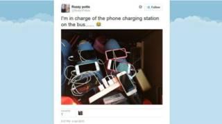 फोन चार्जिंग
