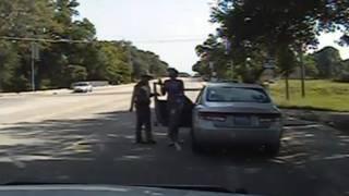 полицейское видео