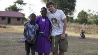 Como um jovem brasileiro fez a diferença para comunidades na África