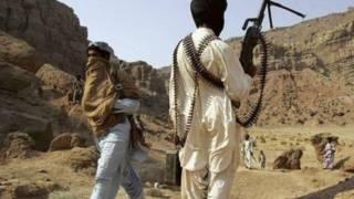 بلوچستان میں عسکریت پسند