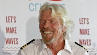 Sir Richard Branson   Foto: AP