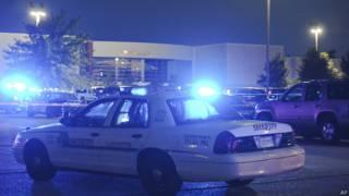 Кинотеатр в Лафейетте оцеплен полицией