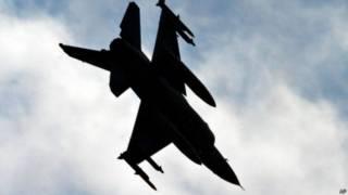 तुर्की एअर फ़ोर्स का हवाई जहाज़