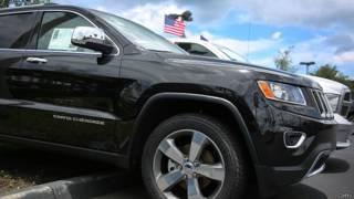 camioneta Cherokee, de Fiat Chrysler