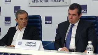Тьерри Мариани, Леонид Слуцкий